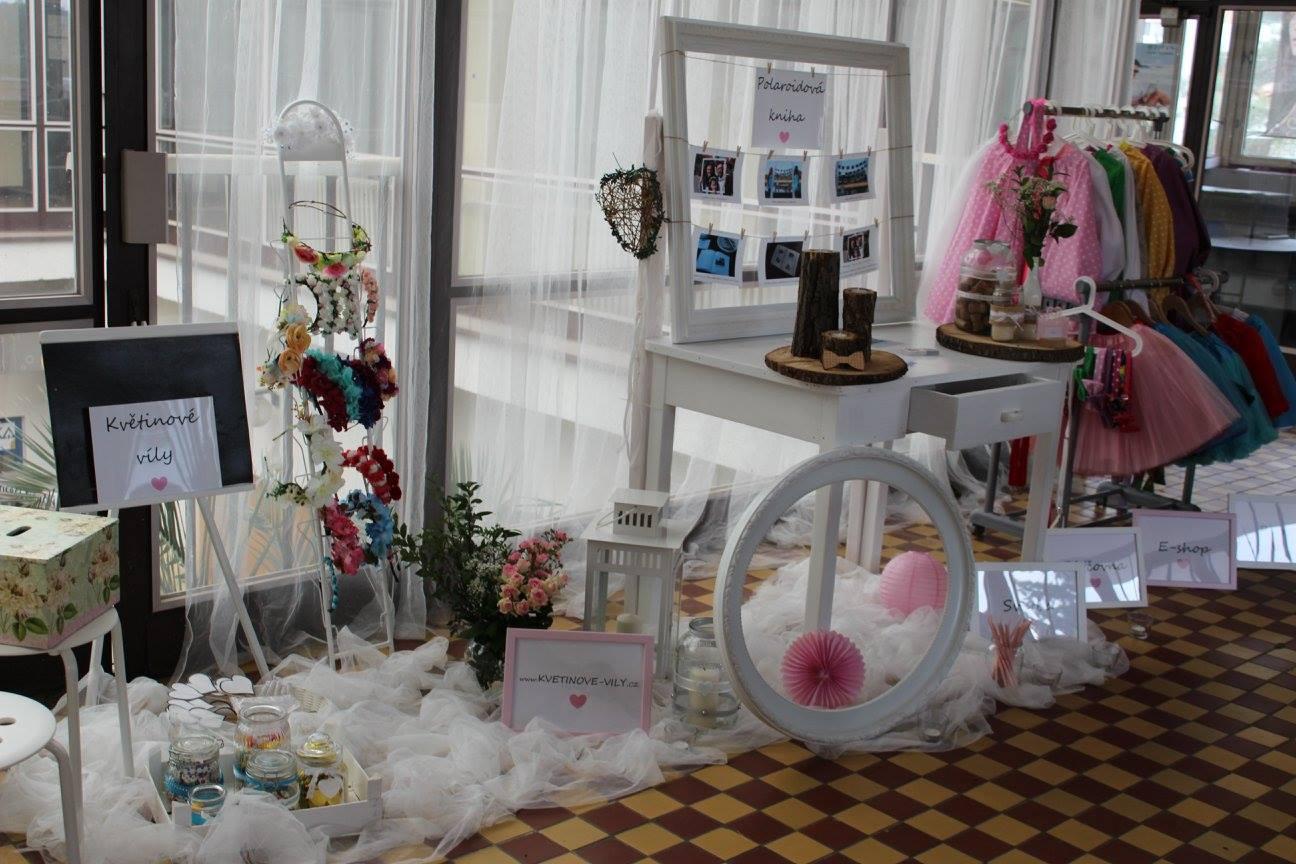 Svatební výstava JINAK. Co (ne)očekávat a co vytěžit ze svatebních výstav?