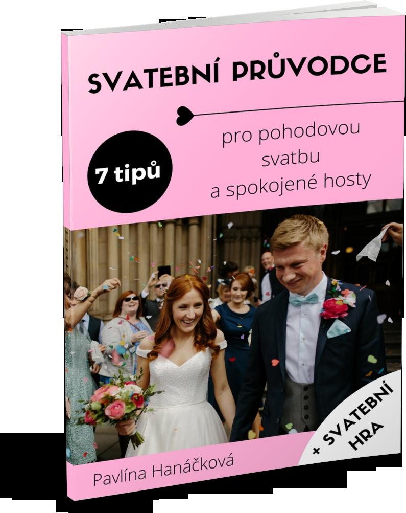 ebook svatební průvodce