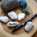 Kameny – tvoření na svatbu i na doma