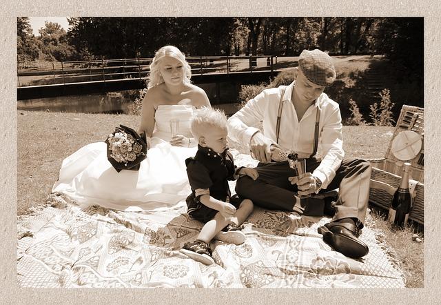 """Svatba a vztah po dětech. V čem je to """"ANO"""" jiné?"""